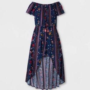 Pants - Boho Maxi Romper Dress